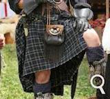 Carré ecossais