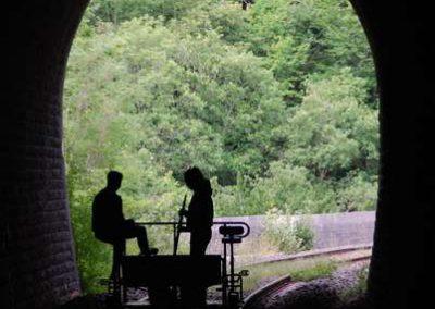 10 août balade musicale sur les rails #1