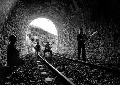 10 août balade musicale sur les rails #9