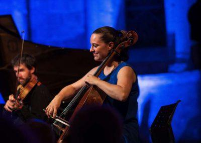 11 Août Marie Bitlloch au concert de clôture