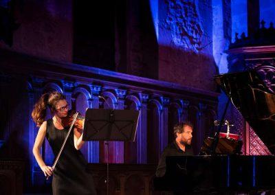 7 août 2019 Hélène Maréchaux & Vincent Planès dans la sonate FAE